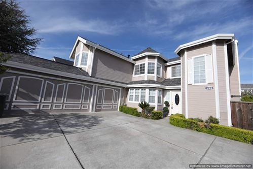 Photo of 390 Biscayne Avenue, FOSTER CITY, CA 94404 (MLS # ML81833202)