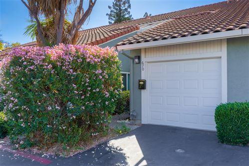 Photo of 670 West Sunnyoaks Avenue, CAMPBELL, CA 95008 (MLS # ML81866203)