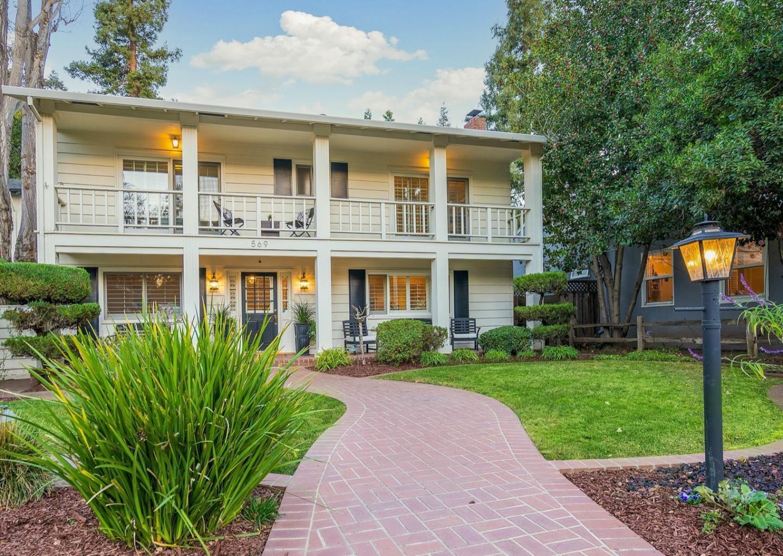 Photo for 569 University AVE, LOS ALTOS, CA 94022 (MLS # ML81827205)