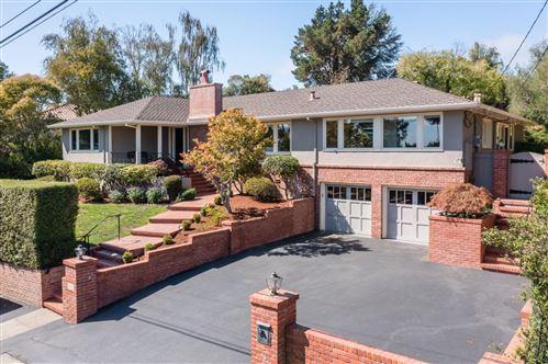 Photo of 835 Longview Road, HILLSBOROUGH, CA 94010 (MLS # ML81863206)