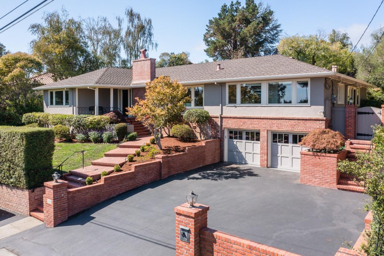 Photo for 835 Longview Road, HILLSBOROUGH, CA 94010 (MLS # ML81863206)