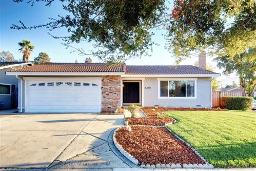 Photo of 1270 Ironbridge WAY, SAN JOSE, CA 95118 (MLS # ML81818209)