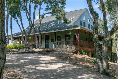 Photo of 21900 Parrott Ranch RD, CARMEL VALLEY, CA 93924 (MLS # ML81817210)