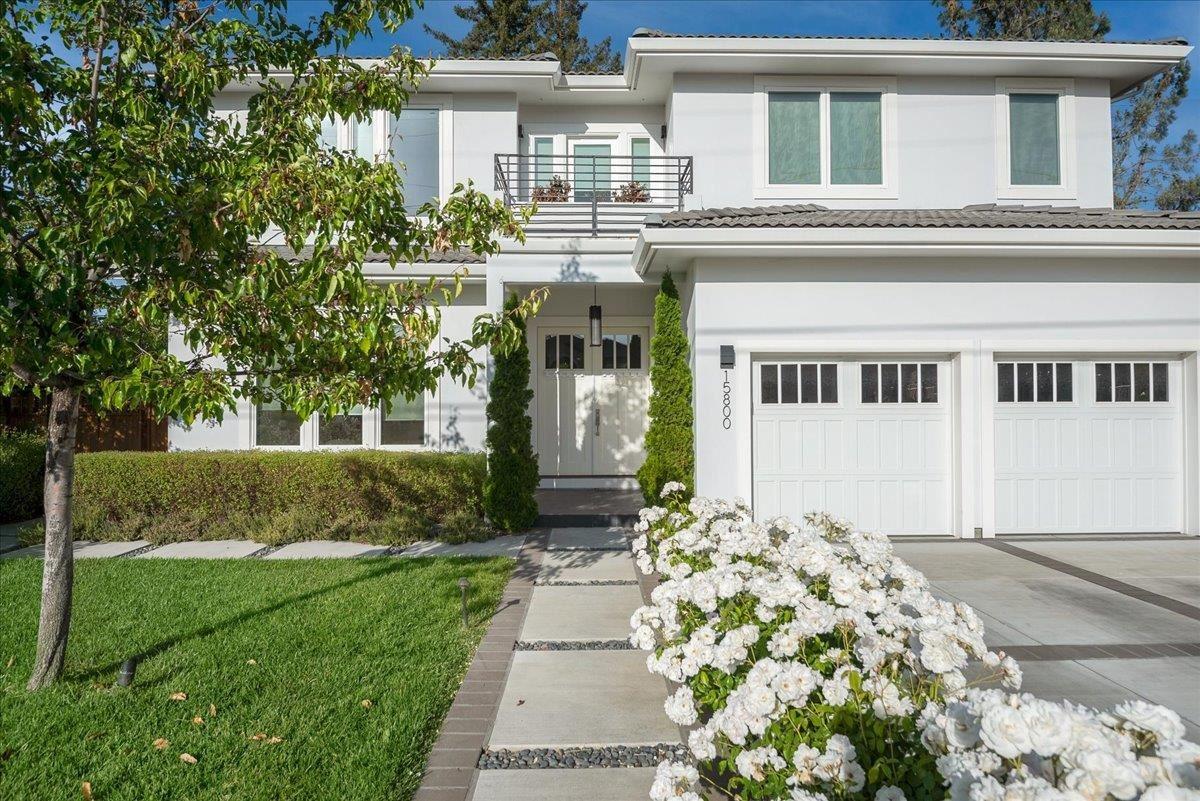 Photo for 15800 Loma Vista Avenue, LOS GATOS, CA 95032 (MLS # ML81854212)