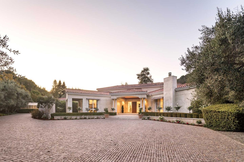 Photo for 11801 Francemont Drive, LOS ALTOS HILLS, CA 94022 (MLS # ML81852213)