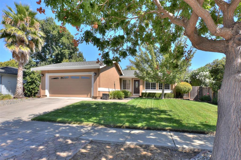 Photo for 7350 Thayer CT, GILROY, CA 95020 (MLS # ML81766214)