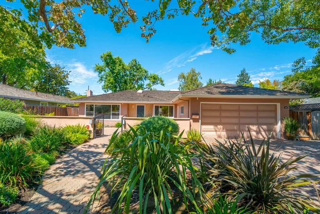 Photo for 350 Linfield DR, MENLO PARK, CA 94025 (MLS # ML81766216)