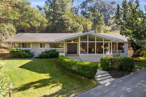 Photo of 25 Creekwood WAY, HILLSBOROUGH, CA 94010 (MLS # ML81832217)