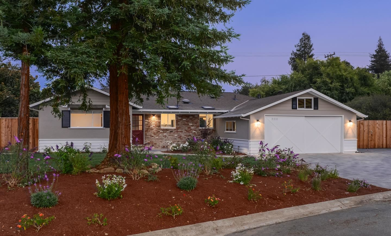 Photo for 22160 Berkeley Court, LOS ALTOS, CA 94024 (MLS # ML81853217)