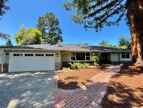 Photo of 420 Hale Street, PALO ALTO, CA 94301 (MLS # ML81851221)