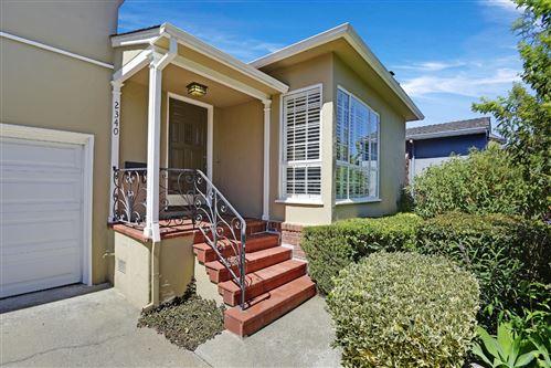 Tiny photo for 2340 Hale Drive, BURLINGAME, CA 94010 (MLS # ML81859221)