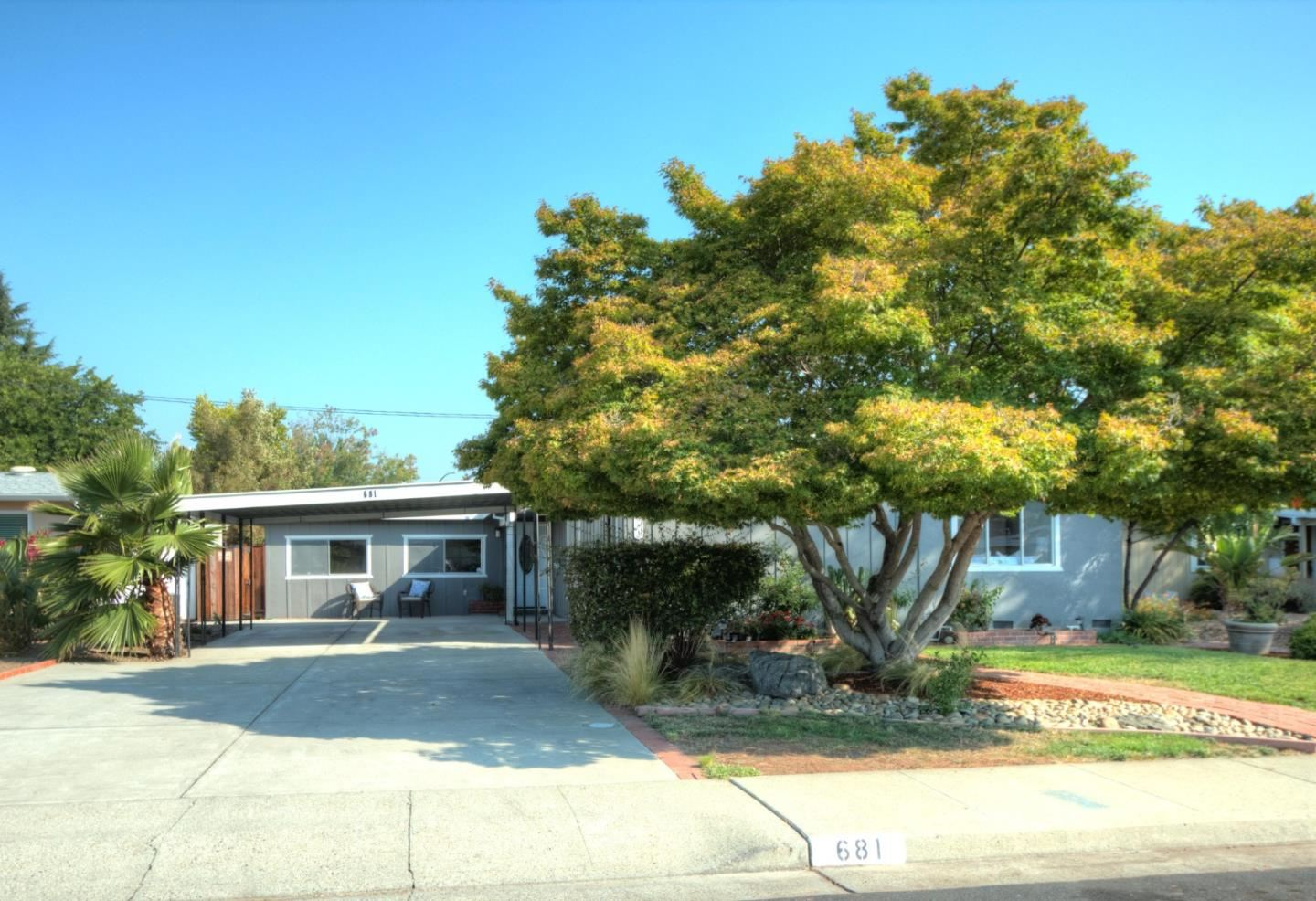 Photo for 681 Buddlawn Way, CAMPBELL, CA 95008 (MLS # ML81861221)