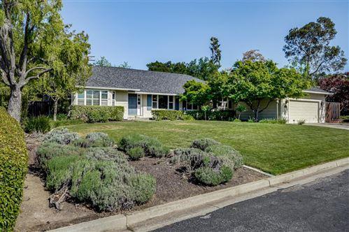 Photo of 12680 Brookglen Court, SARATOGA, CA 95070 (MLS # ML81841222)
