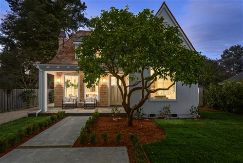 Photo of 4 Maple AVE, ATHERTON, CA 94027 (MLS # ML81834230)