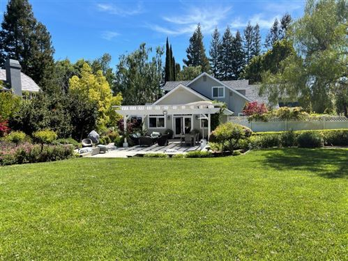 Photo of 15726 Oak Knoll Drive, LOS GATOS, CA 95030 (MLS # ML81845230)