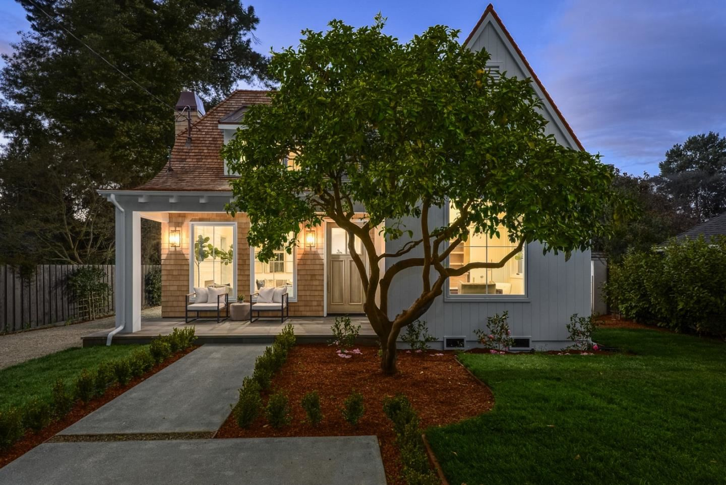 Photo for 4 Maple AVE, ATHERTON, CA 94027 (MLS # ML81834230)