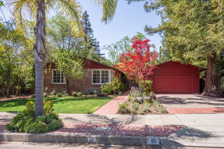 40 Nevada Street, Redwood City, CA 94062 - #: ML81842231