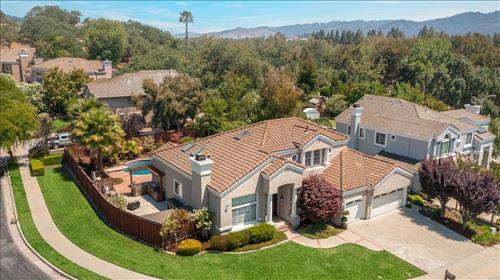 Photo of 6596 Stonehill Drive, SAN JOSE, CA 95120 (MLS # ML81850232)