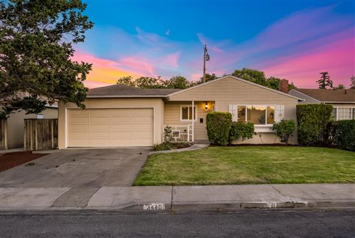 Photo of 3440 Bella Vista Avenue, SANTA CLARA, CA 95051 (MLS # ML81852233)