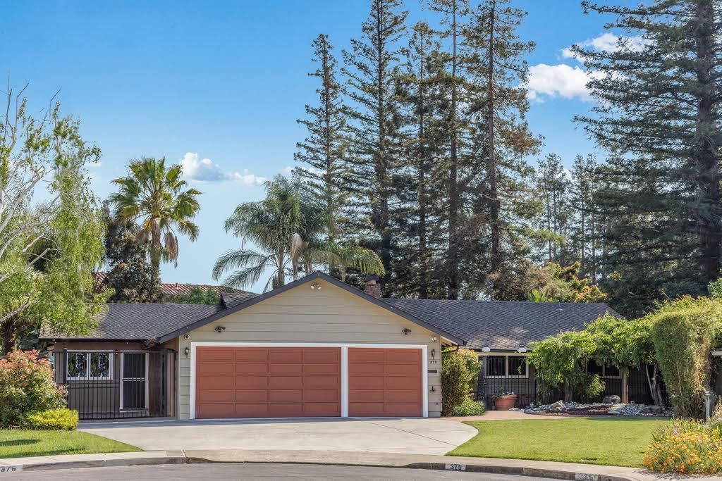 Photo for 375 Flamingo DR, CAMPBELL, CA 95008 (MLS # ML81751233)