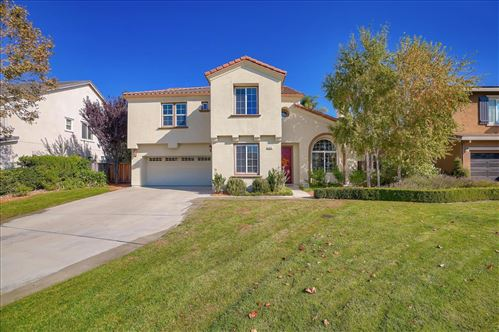Photo of 664 Calle Siena, MORGAN HILL, CA 95037 (MLS # ML81820236)