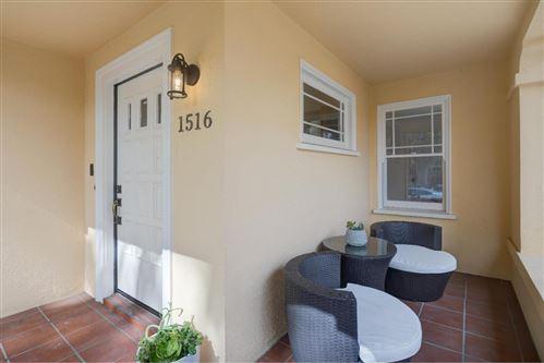 Tiny photo for 1516 Balboa Avenue, BURLINGAME, CA 94010 (MLS # ML81866238)