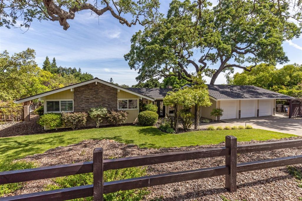 Photo for 766 Bicknell RD, LOS GATOS, CA 95030 (MLS # ML81765239)