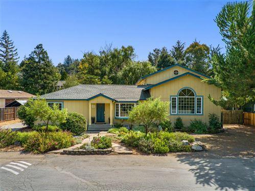 Photo of 29 Meadow Way, SCOTTS VALLEY, CA 95066 (MLS # ML81862240)