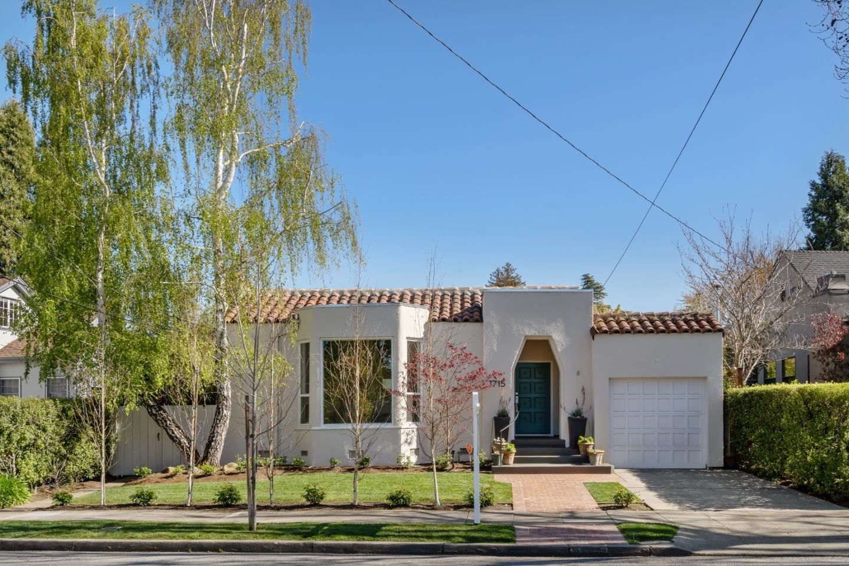 Photo for 1715 Ralston AVE, BURLINGAME, CA 94010 (MLS # ML81836240)