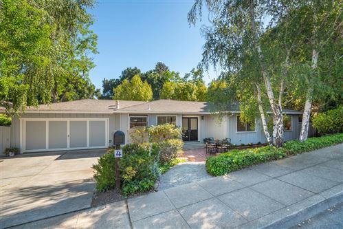 Photo of 4 STOWE Lane, MENLO PARK, CA 94025 (MLS # ML81844241)