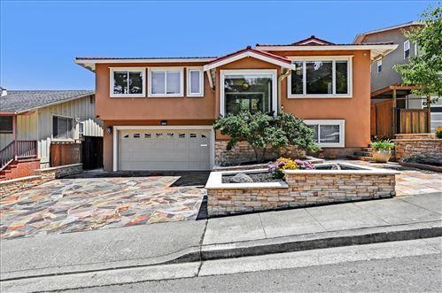 Photo of 1860 Monterey Drive, SAN BRUNO, CA 94066 (MLS # ML81854242)