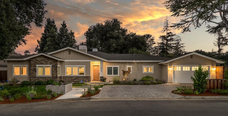 Photo for 428 Hawthorne Avenue, LOS ALTOS, CA 94024 (MLS # ML81862242)