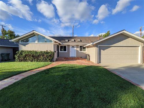 Photo of 3613 Londonderry Drive, SANTA CLARA, CA 95050 (MLS # ML81866243)