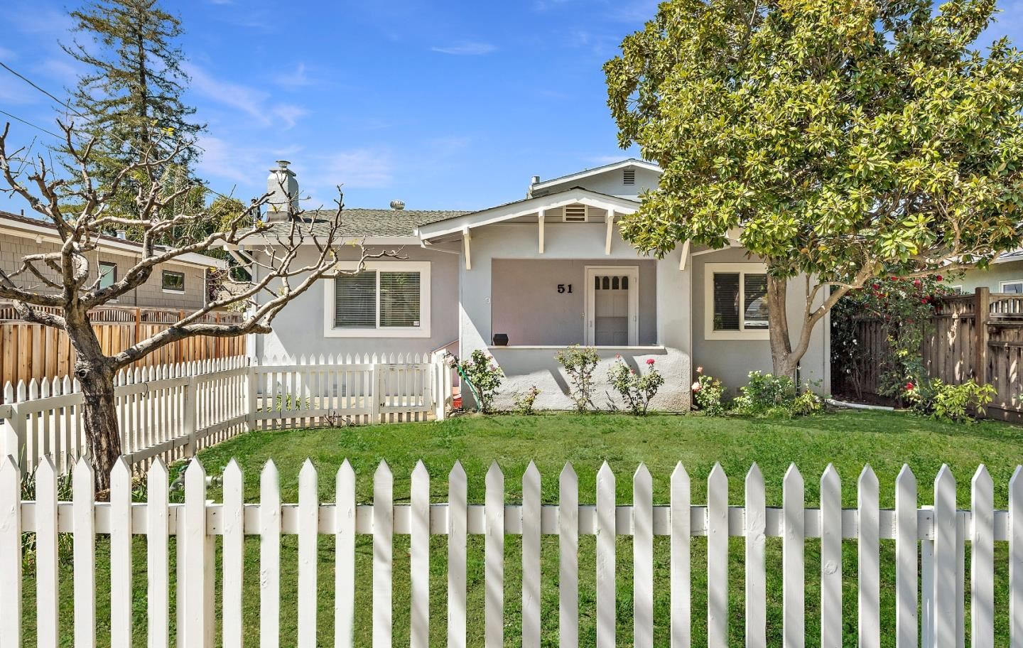 Photo for 51 Whitney AVE, LOS GATOS, CA 95030 (MLS # ML81836243)