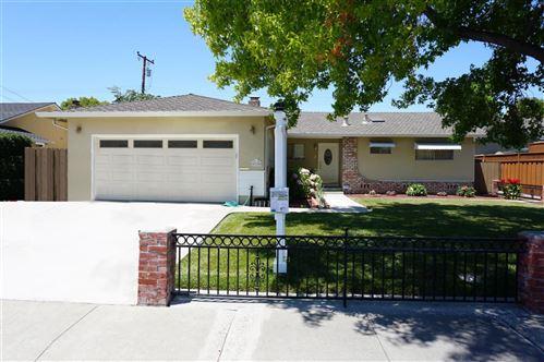 Photo of 1116 Buchanan Drive, SANTA CLARA, CA 95051 (MLS # ML81854244)