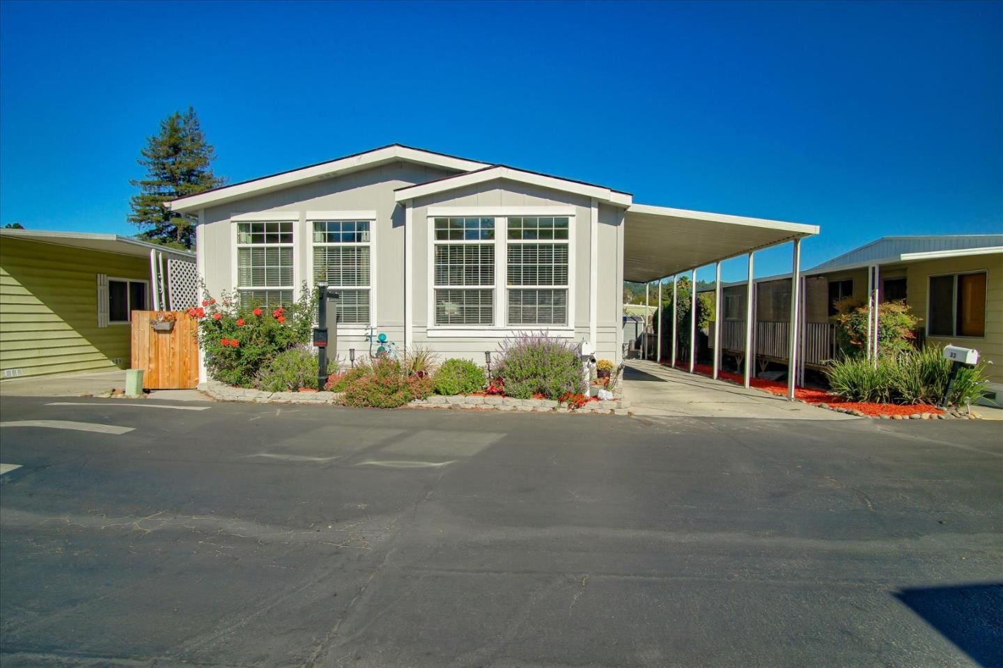 444 Whispering Pines DR 34, Scotts Valley, CA 95066 - #: ML81812244