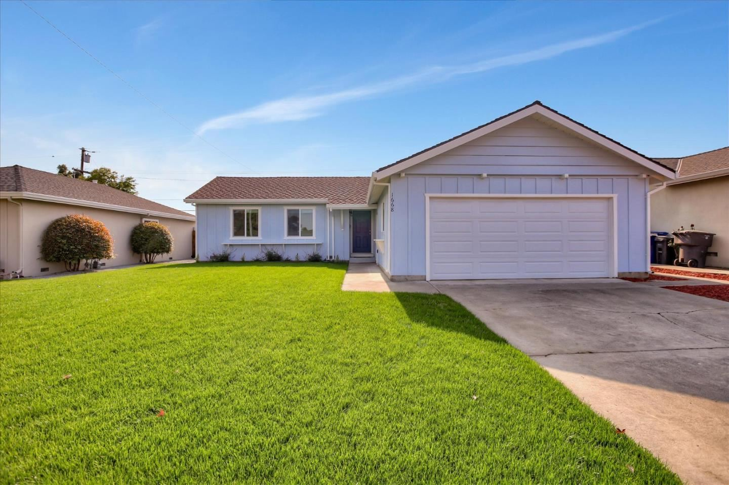 Photo for 1668 Castro DR, CAMPBELL, CA 95008 (MLS # ML81813244)