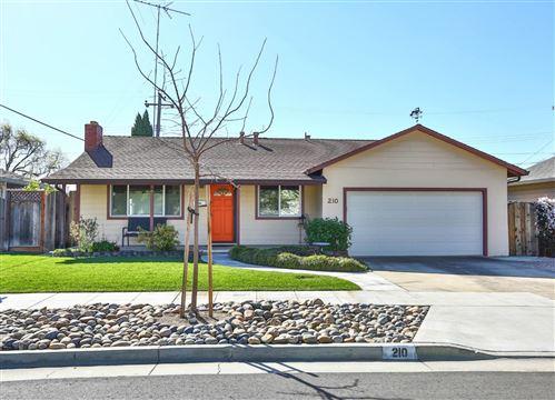 Photo of 210 N Westridge DR, SANTA CLARA, CA 95050 (MLS # ML81837248)