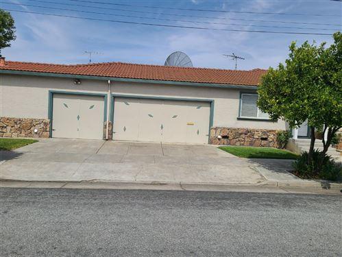 Photo of 1452 Shortridge Avenue, SAN JOSE, CA 95116 (MLS # ML81849248)