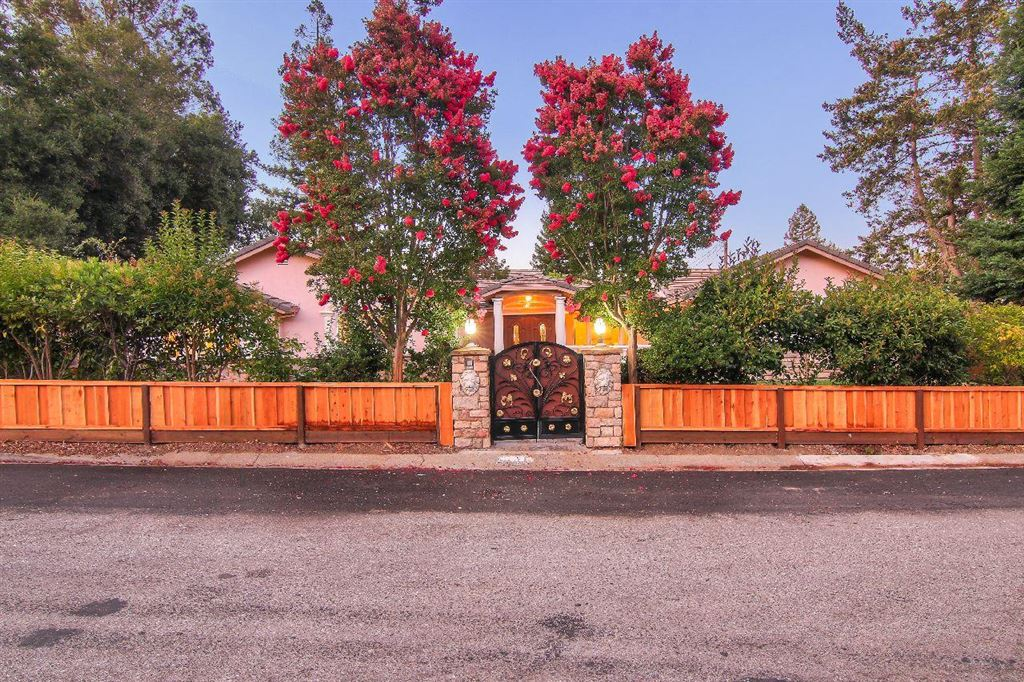 Photo for 20821 Canyon View DR, SARATOGA, CA 95070 (MLS # ML81765248)