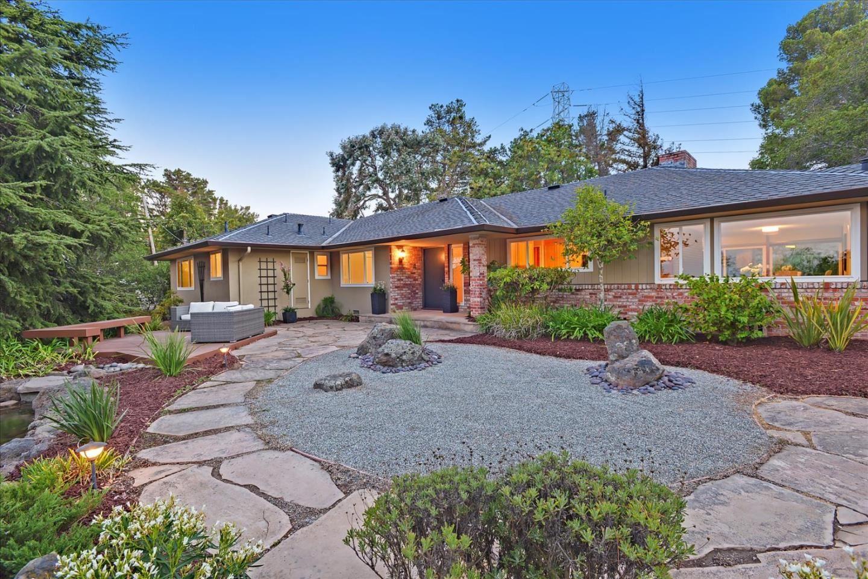 Photo for 15 Loma Vista Lane, BURLINGAME, CA 94010 (MLS # ML81854249)