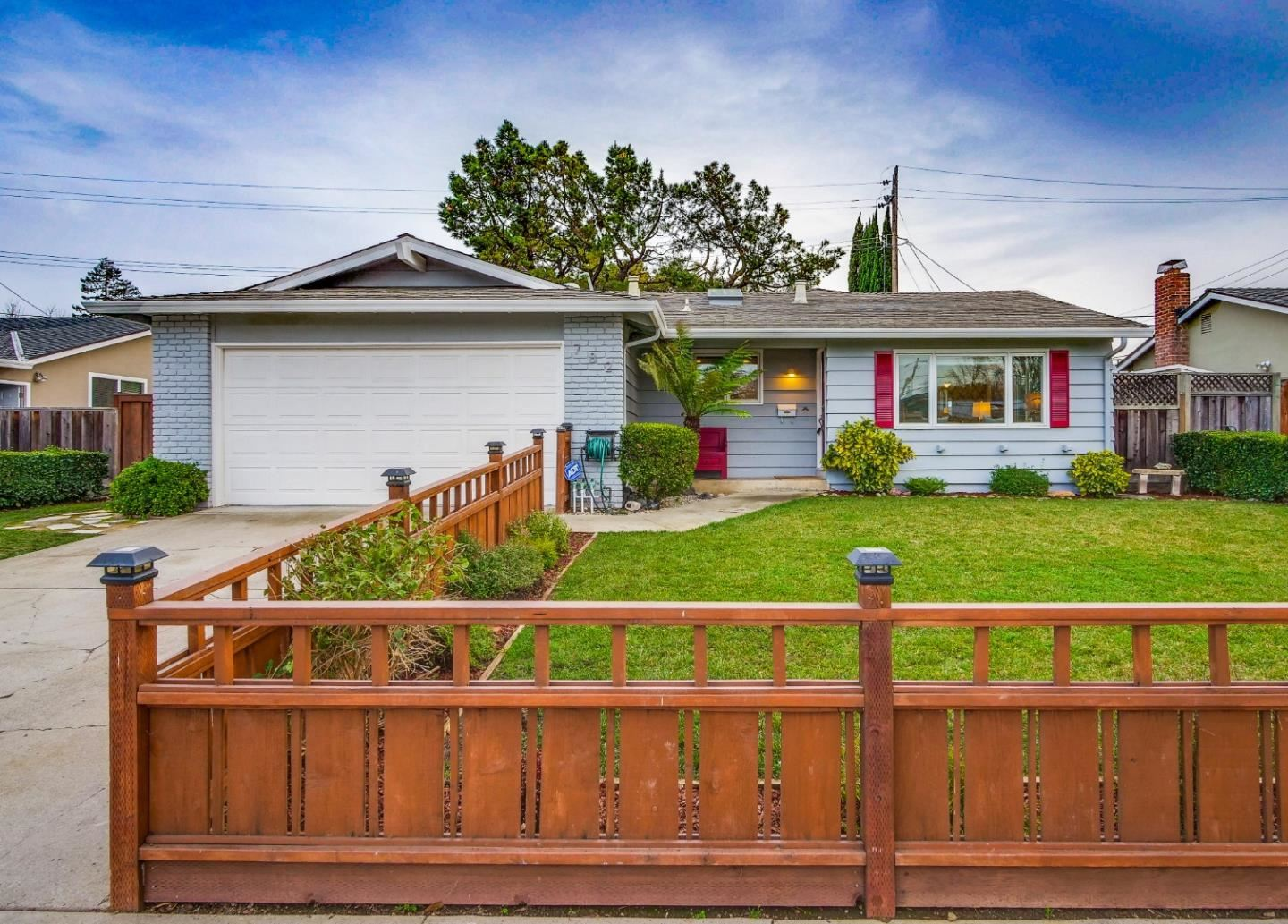 Photo for 782 Springfield DR, CAMPBELL, CA 95008 (MLS # ML81829254)