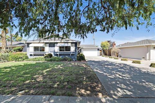 Photo of 1539 Arbutus Drive, SAN JOSE, CA 95118 (MLS # ML81864255)
