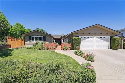 Photo of 1579 Montellano Drive, SAN JOSE, CA 95120 (MLS # ML81850256)