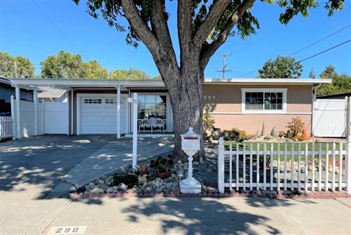 Tiny photo for 290 Carnegie Drive, MILPITAS, CA 95035 (MLS # ML81862256)