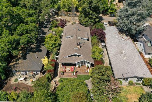 Tiny photo for 72 Maple Avenue, ATHERTON, CA 94027 (MLS # ML81837260)