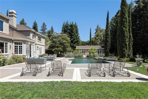 Tiny photo for 52 Monte Vista Avenue, ATHERTON, CA 94027 (MLS # ML81854261)