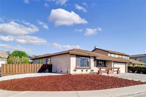 Photo of 2586 Glen Keller Court, SAN JOSE, CA 95148 (MLS # ML81866261)