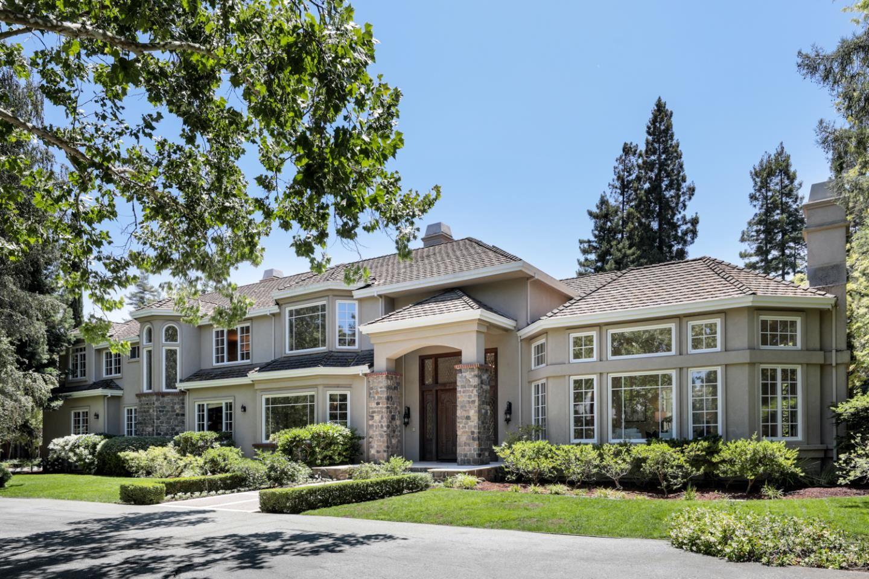 Photo for 52 Monte Vista Avenue, ATHERTON, CA 94027 (MLS # ML81854261)