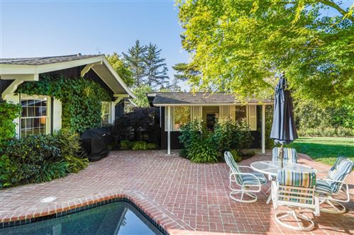 Tiny photo for 445 Walsh Road, ATHERTON, CA 94027 (MLS # ML81842266)